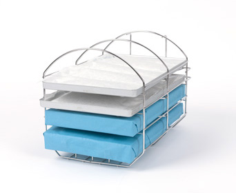 Lexa sterilizer racks