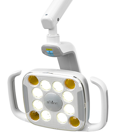A-dec 500 LED dental light