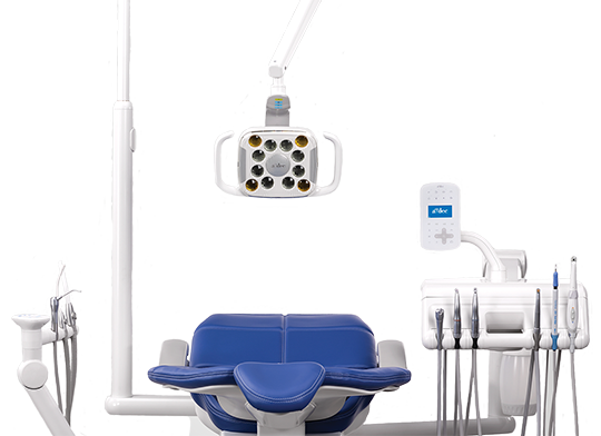 A-dec dental chair package