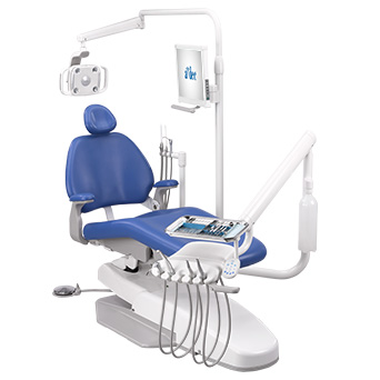 A-dec performer dental chair system